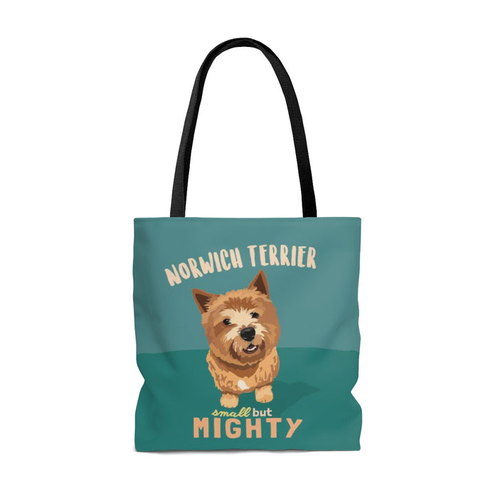 Norwich Terrier Tote Bag