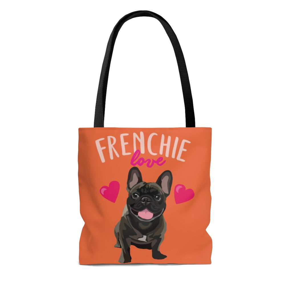 French Bulldog (Frenchie Love) Tote Bag