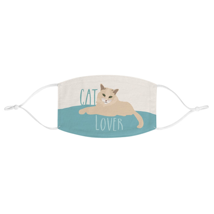 Cat Lover Face Mask