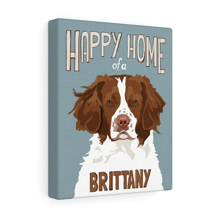 Brittany Canvas Gallery Wrap