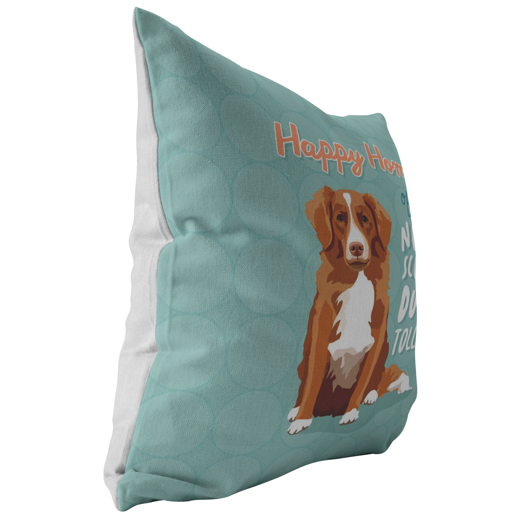 Nova Scotia Duck Toller Pillow