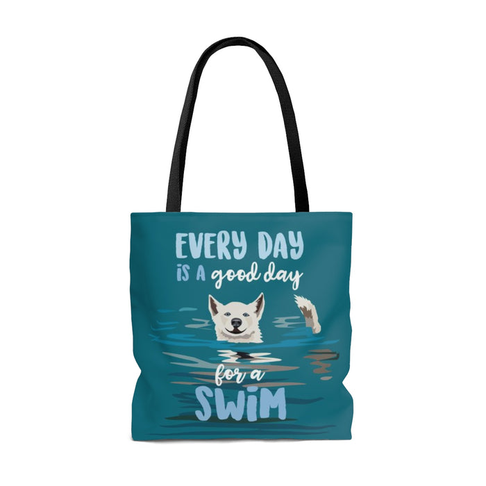 Every Day is a Good Day for a Swim Tote Bag