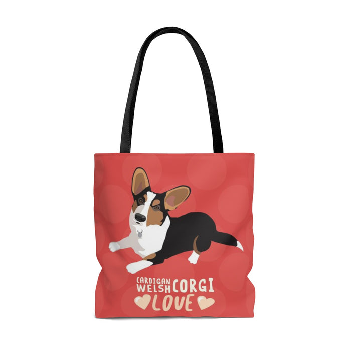 Corgi (Cardigan Welsh) Tote Bag