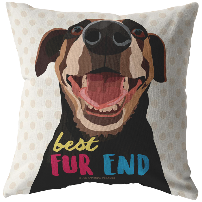Best Fur End Pillow