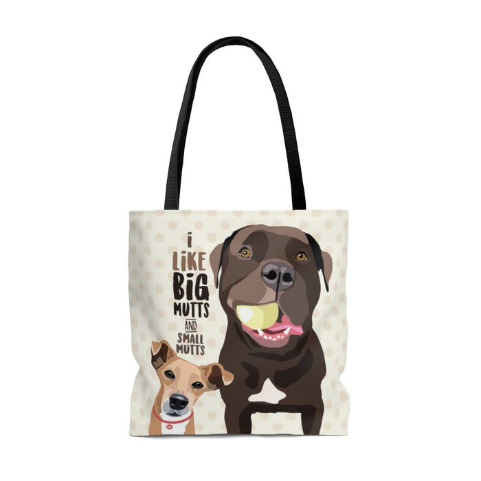 Mutts Tote Bag