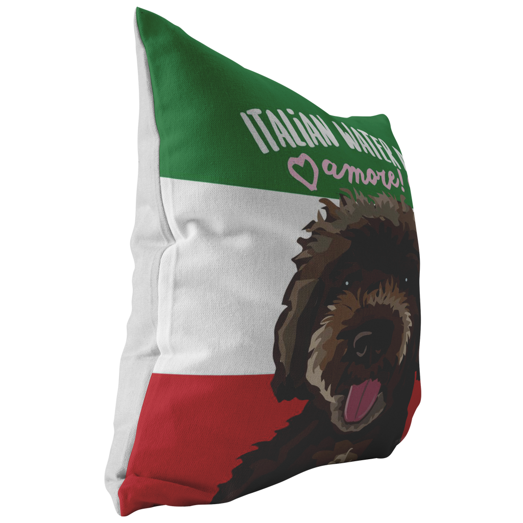 Italian Water Dog Pillow