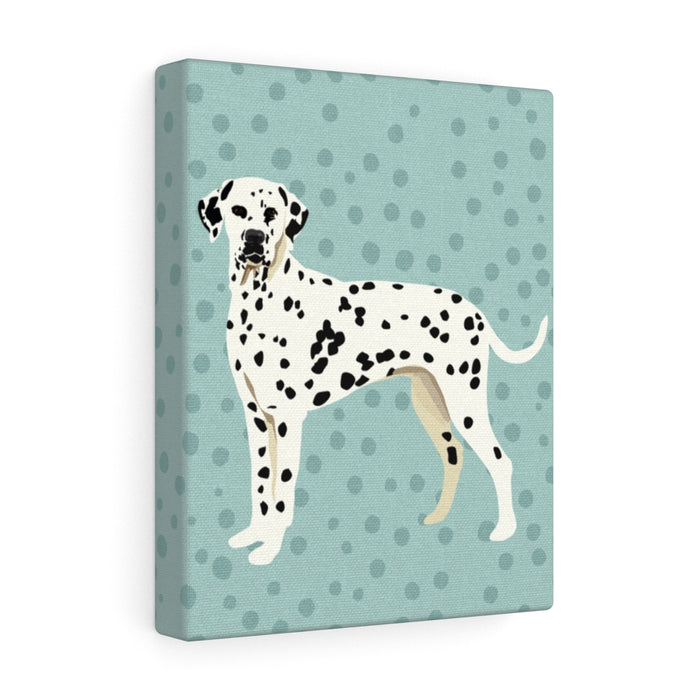 Dalmatian Canvas Gallery Wrap