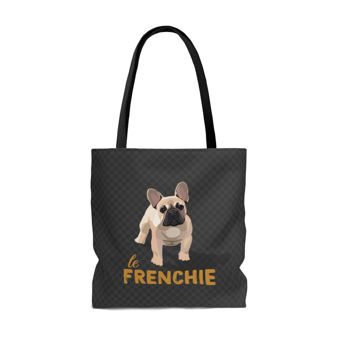 French Bulldog (Tan Dog) Tote Bag