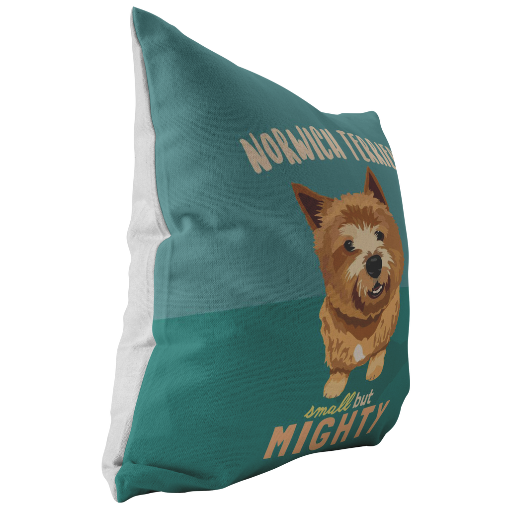 Norwich Terrier Pillow