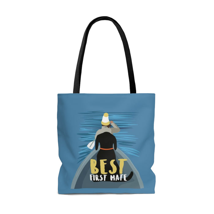 Best First Mate Tote Bag