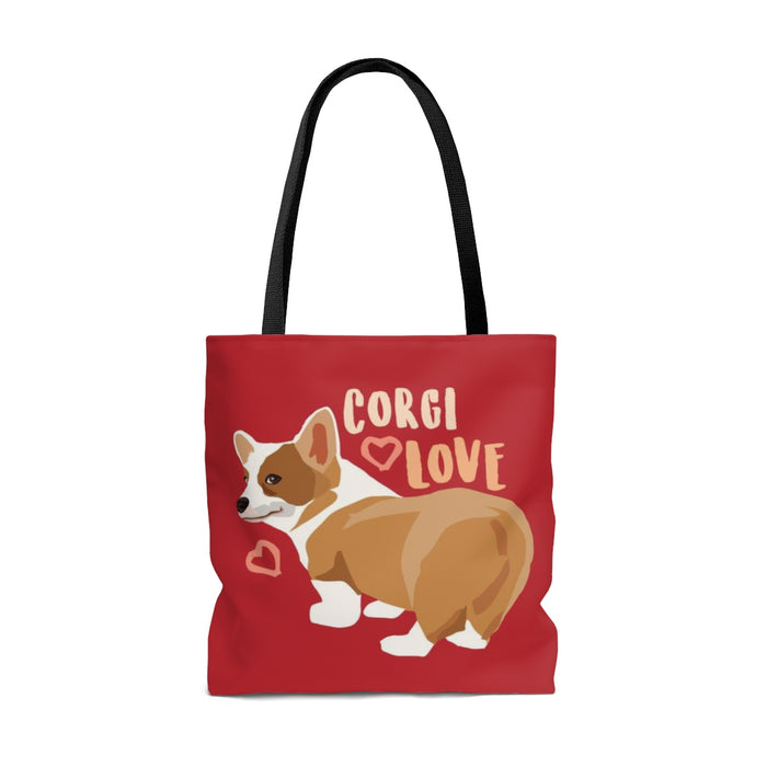 Corgi (Pembroke Welsh) Tote Bag