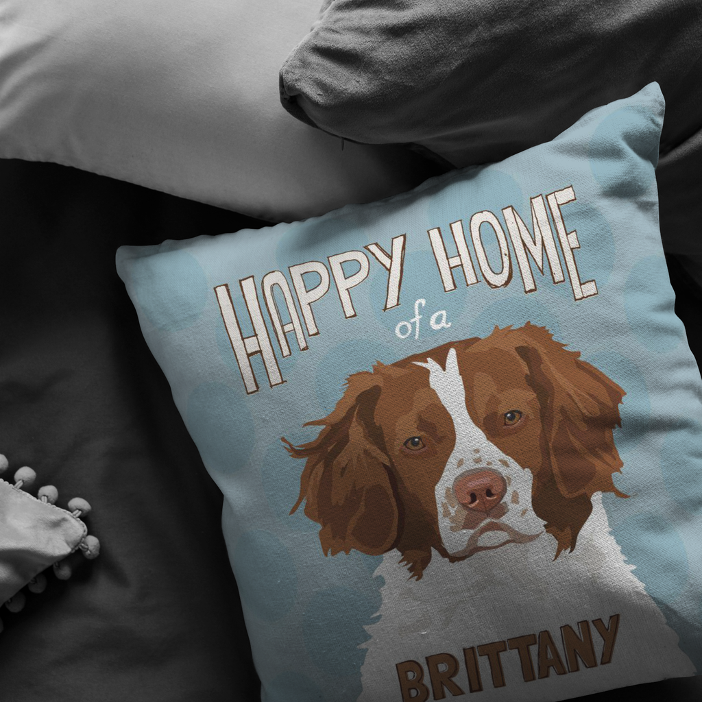 Brittany Pillow