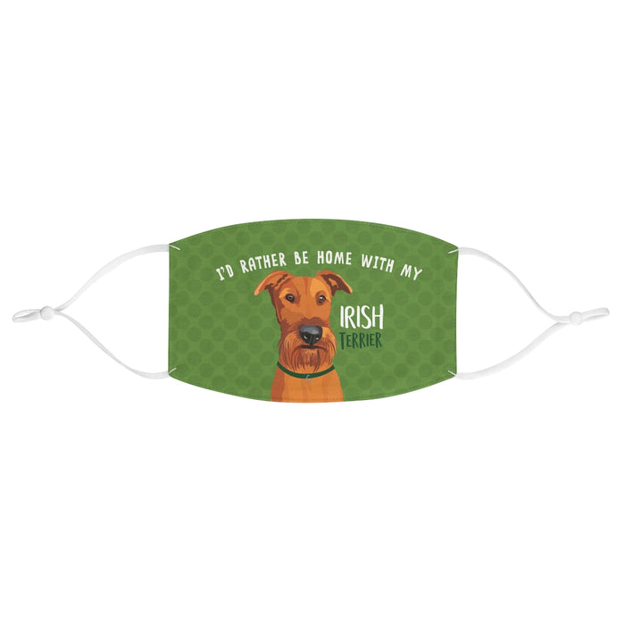 Irish Terrier Face Mask