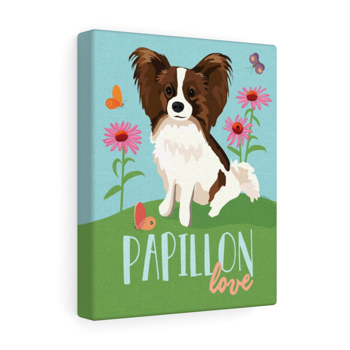 Papillon Canvas Gallery Wrap