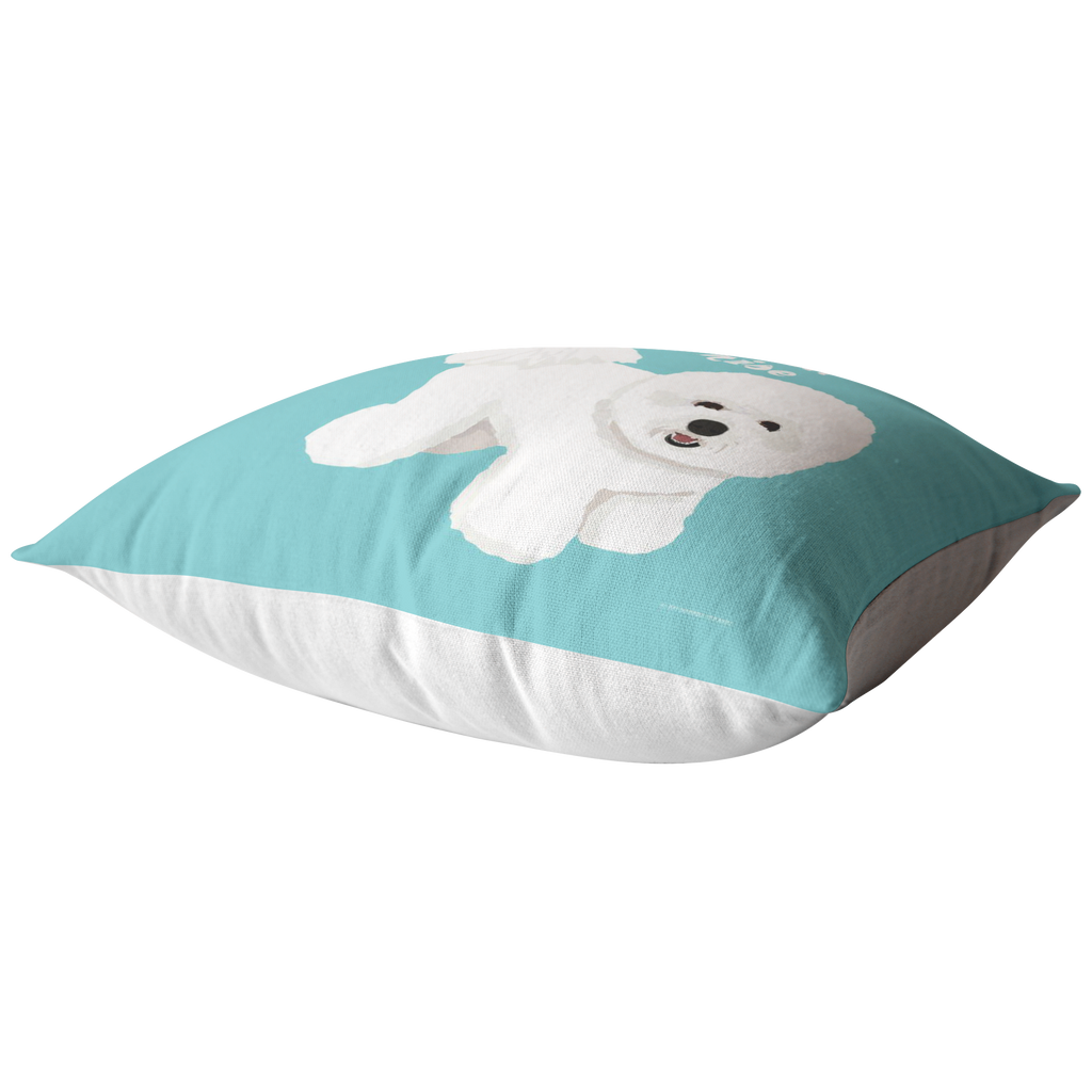 Bichon Frise Pillow