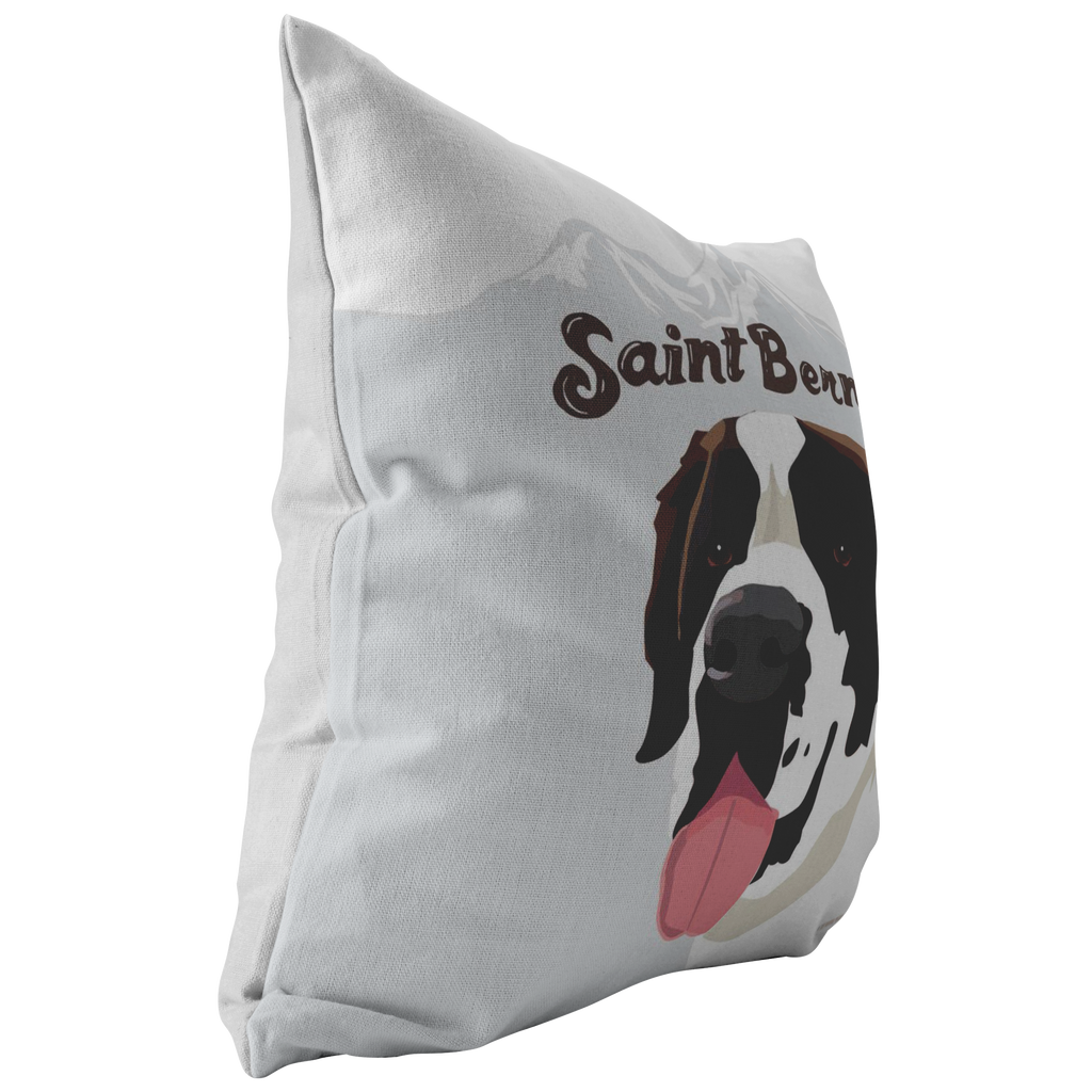 Saint Bernard Pillow