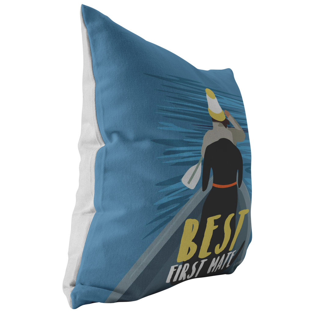 Best First Mate Pillow
