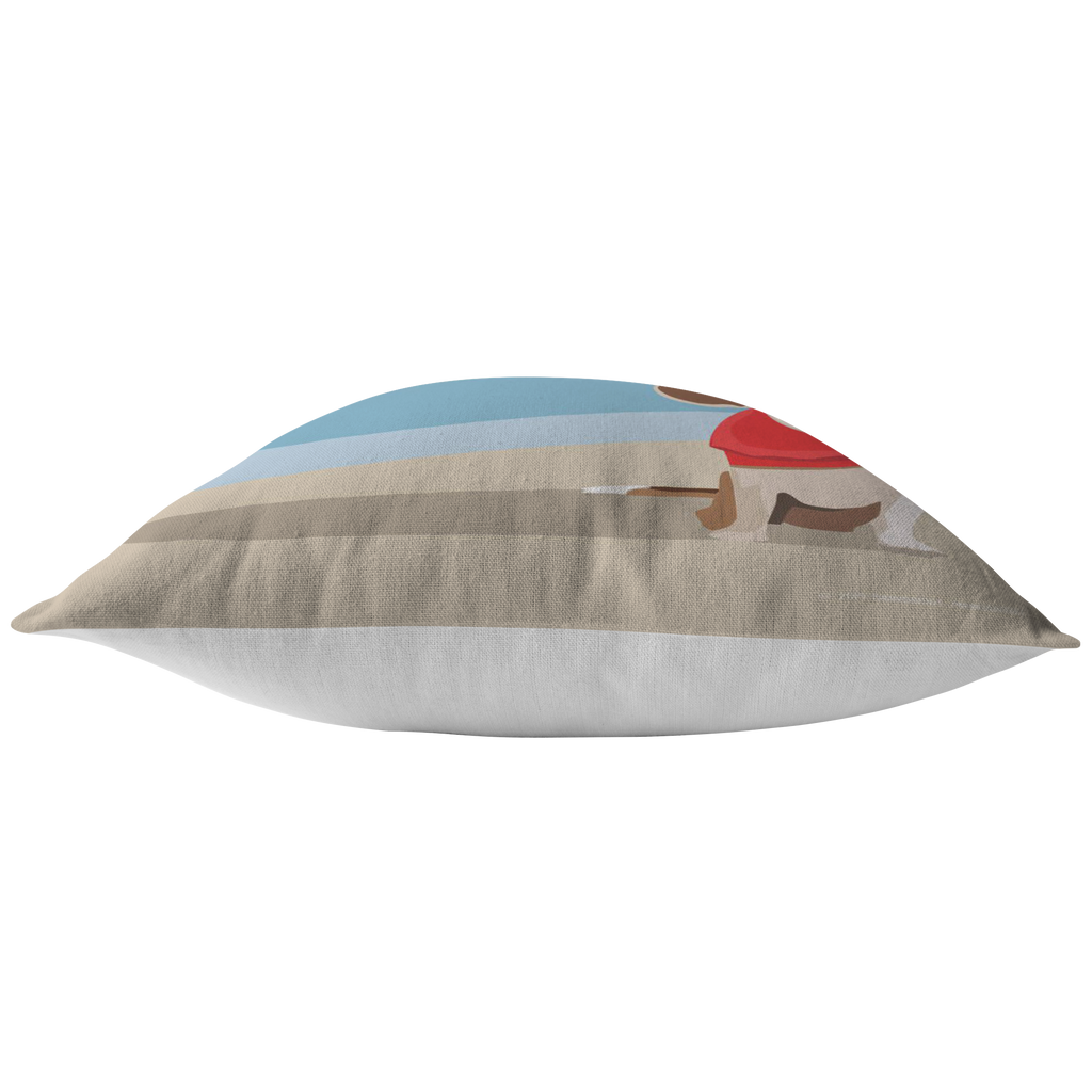 Beach Buddy Pillow