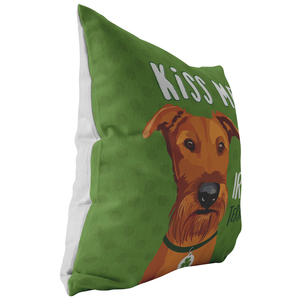 Irish Terrier Pillow