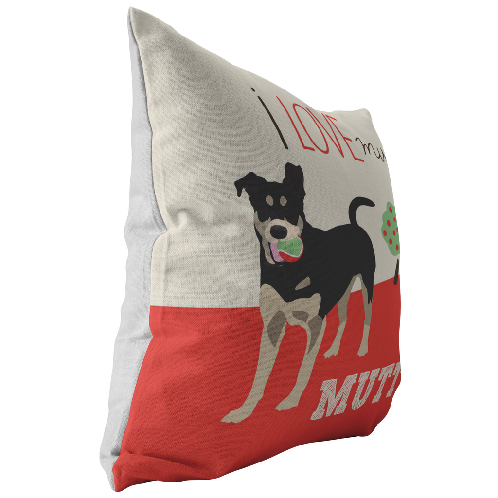 Mutt Pillow