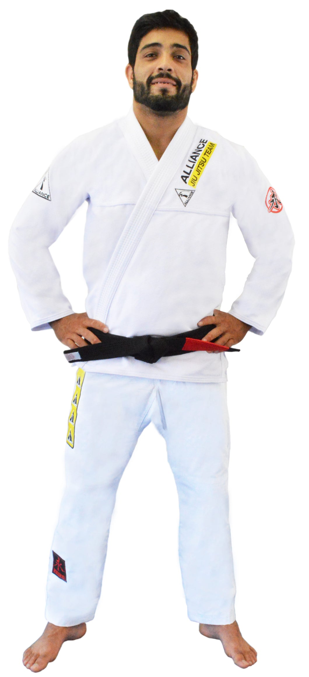 Alliance Adult Gi - White