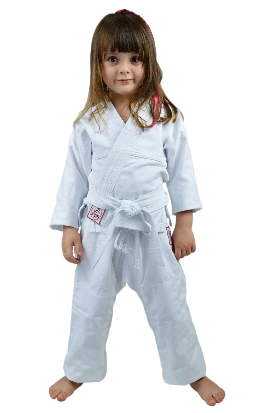 Ultra Light Kids Gi - White