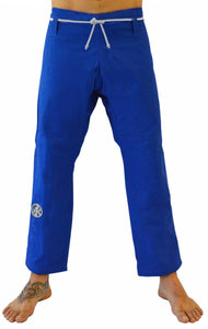 Rip Stop Gi Pants - Blue