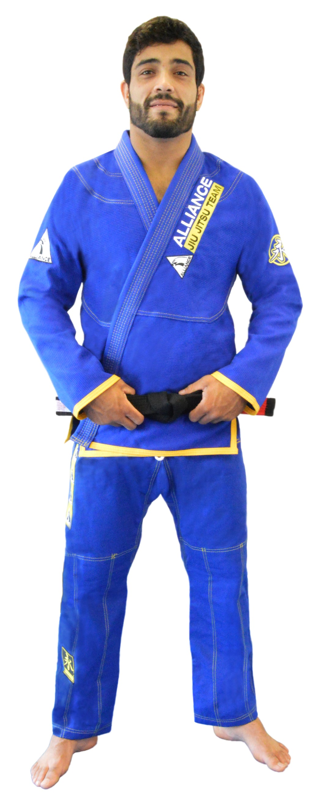 Alliance Slim Fit Gi - Blue