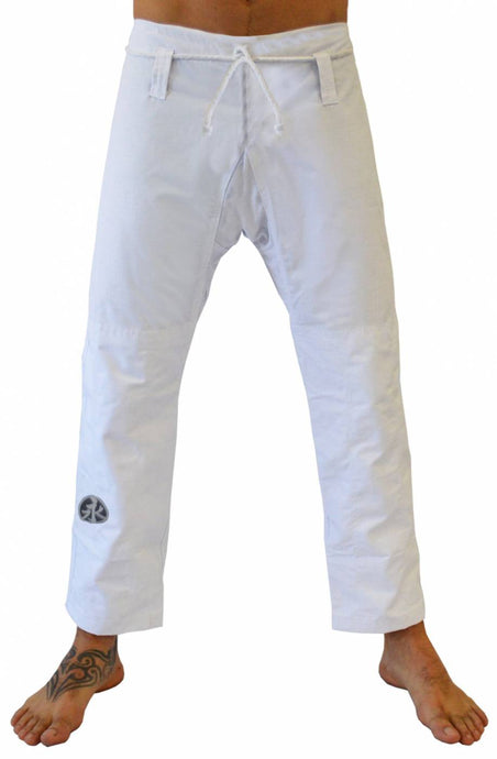 Rip Stop Gi Pants - White