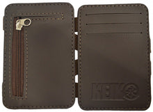 'Magica' Wallet - Brown
