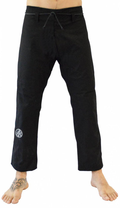 Rip Stop Gi Pants - Black