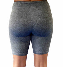 Womens Skin Shorts - Gray