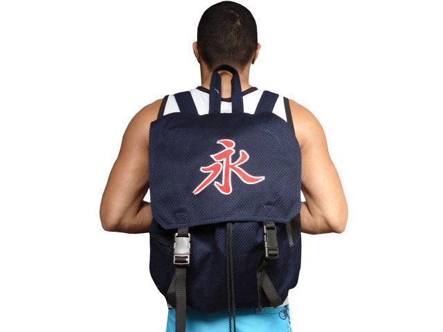 Back Pack - Navy