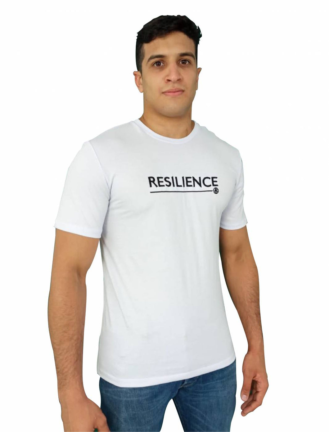 Resilience T-Shirt - White