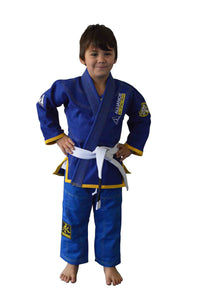 Alliance Kids Gi - Blue