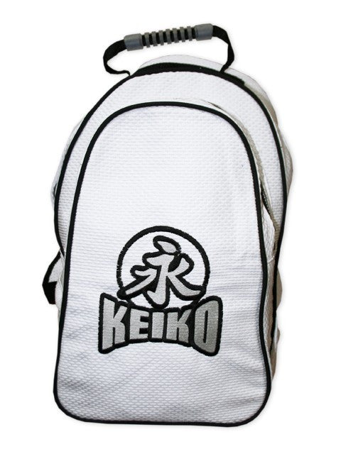 Style Back Pack - White