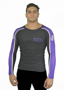 Move Rash Guard L/S - Purple
