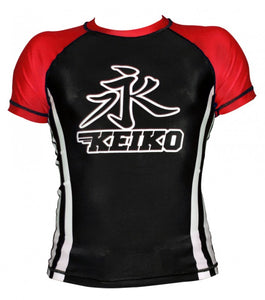 Speed Rash Guard - Red