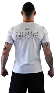 Greatness T-shirt - White