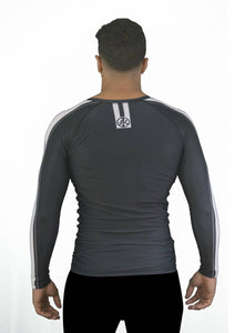 Move Rash Guard L/S - White