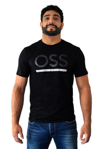 Oss T-shirt - Black