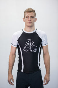 Speed Rash Guard - White