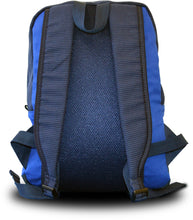 New Style Back Pack - Blue/Navy