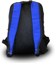 New Style Back Pack - Black/Blue