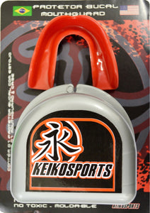 Keiko Simple Mouthguard - Red