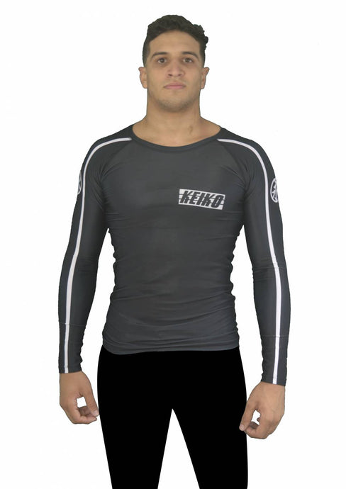 Move Rash Guard L/S - Black