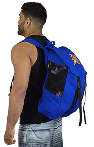 Back Pack - Blue