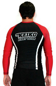 Speed Rash Guard L/S - Red