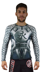 Sparta Rash Guard L/S - Gray