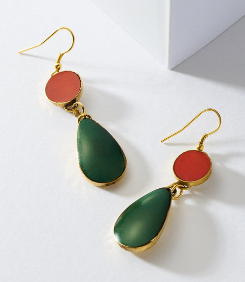 Tara Stone Dangle Earrings